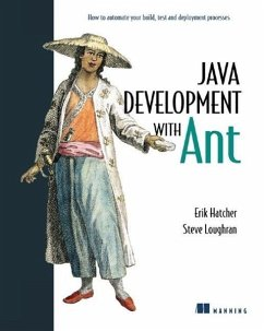 Java Development with Ant - Hatcher, Erik