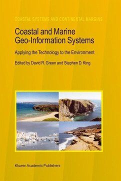 Coastal and Marine Geo-Information Systems - Green, David R. / King, Stephen D. (eds.)