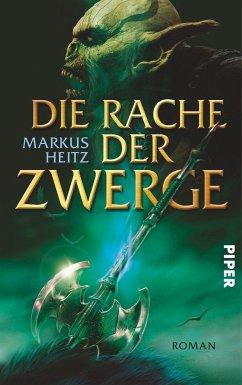 Die Rache der Zwerge / Die Zwerge Bd.3 - Heitz, Markus