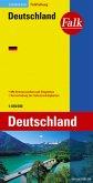 Falk Plan Deutschland, Falkfaltung; Germany
