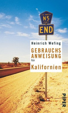 Gebrauchsanweisung für Kalifornien - Wefing, Heinrich