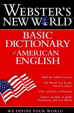 Webster's New World Basic Dictionary of American English - The Editors of the Webster's New World D