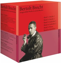 Ausgewählte Werke in sechs Bänden - Brecht, Bertolt