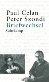Briefwechsel Paul Celan / Peter Szondi