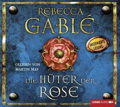 Die Hüter der Rose / Waringham Saga Bd.2 (10 Audio-CDs) - Gable, Rebecca