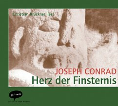 Herz der Finsternis, 4 Audio-CDs - Conrad, Joseph