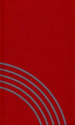 Evangelisches Gesangbuch, Ausgabe für fünf unierte Kirchen - rot