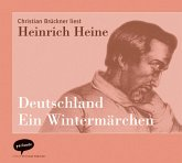 Deutschland ein Wintermärchen, 2 Audio-CDs
