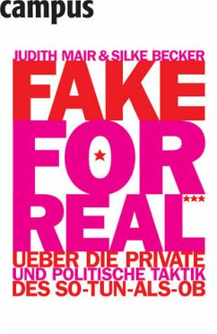 Fake for Real - Mair, Judith; Becker, Silke