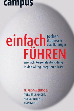Einfach führen - Gabrisch, Jochen; Krüger, Claudia