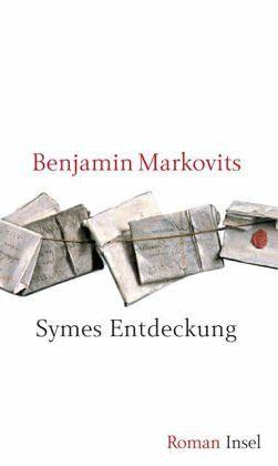 Symes Entdeckung - Markovits, Benjamin