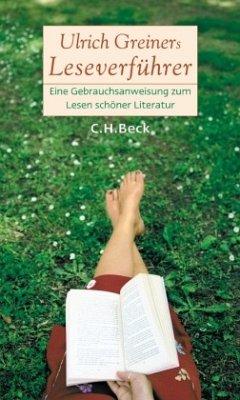 Leseverführer - Greiner, Ulrich