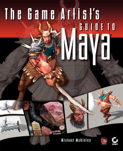 The Game Artist's Guide to Maya - McKinley, Michael