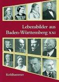 Lebensbilder aus Baden-Württemberg. Im Auftrag der Kommission für geschichtliche Landeskunde in Baden-Württemberg