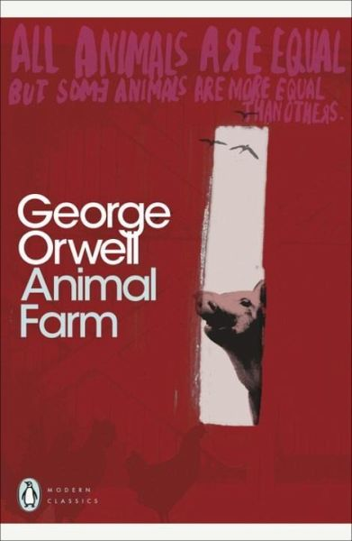the mocking of communism in george orwells animal farm George orwell¹s writing was affected greatly by his personal beliefs about socialism, communism, fascism, and in animal farm, napoleon often changes history to make himself look better even though snowball, the other pig that was in charge with napoleon.