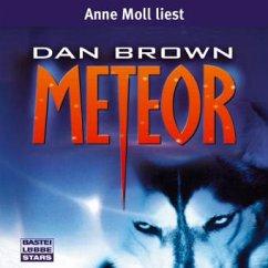 Meteor, 6 Audio-CDs - Brown, Dan