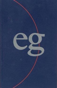 Das Evangelische Gesangbuch (Evangelisch-reformierte Kirche), blau