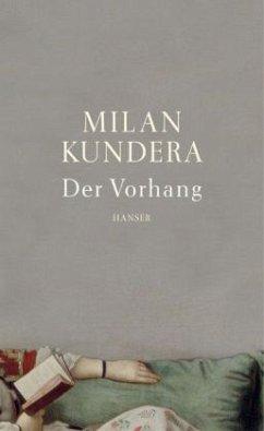 Der Vorhang - Kundera, Milan
