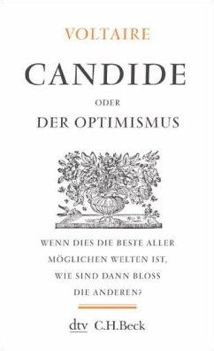 Candide oder der Optimismus - Voltaire