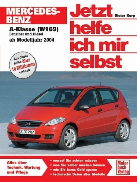 Mercedes-Benz A-Klasse - Korp, Dieter