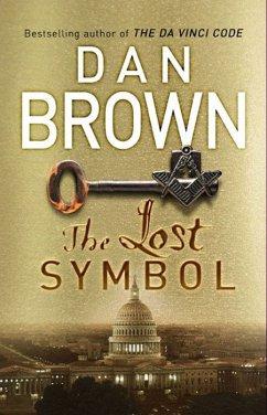 The Lost Symbol, englische Ausgabe - Brown, Dan