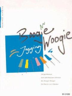 Boogie Woogie Jogging, Klavier