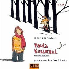 Paula Kussmaul ... tief im Schnee, 2 Audio-CDs