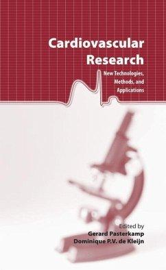Cardiovascular Research - Pasterkamp, Gerard / de Kleijn, Dominique P.V. (eds.)