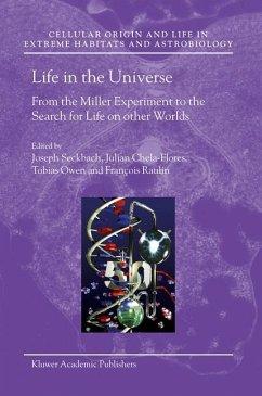 Life in the Universe - Seckbach, J. / Chela-Flores, Julian / Owen, Tobias / Raulin, François (eds.)