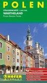 Höfer Straßenkarte Polen, Wartheland
