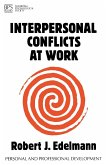 Interpersonal Conflicts at Work