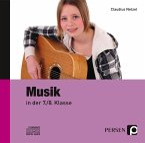 Musik in der 7./8. Klasse, 1 Audio-CD