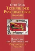Technik der Psychoanalyse Band 1-3