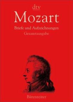 Briefe und Aufzeichnungen, 7 Bde. u. Erg.-Bd. - Mozart, Wolfgang A.