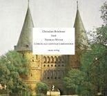 Lübeck als geistige Lebensform, 1 Audio-CD
