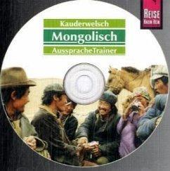 Mongolisch AusspracheTrainer, 1 Audio-CD