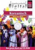 Reise Know-How Kauderwelsch DIGITAL Koreanisch - Wort für Wort, 1 CD-ROM