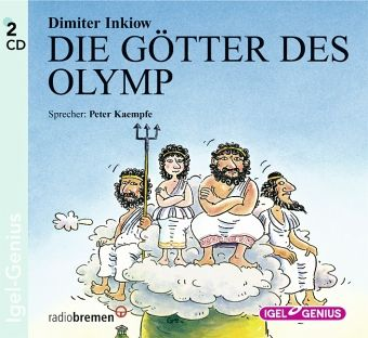 Die Gotter Des Olymp 2 Audio Cds Von Dimiter Inkiow Horbucher Portofrei Bei Bucher De