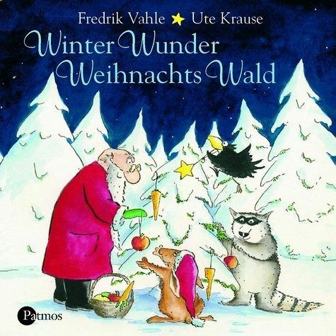 winterwunderweihnachtswald von fredrik vahle auf audio cd. Black Bedroom Furniture Sets. Home Design Ideas