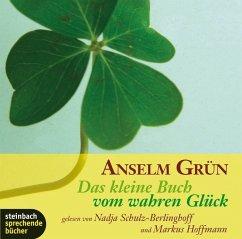 Das kleine Buch vom wahren Glück, 1 Audio-CD - Grün, Anselm