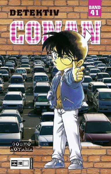 Detektiv Conan Bd.41 - Aoyama, Gosho