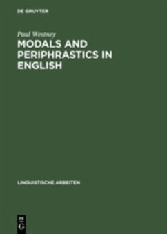 Modals and Periphrastics in English