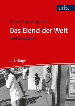 Das Elend der Welt - Bourdieu, Pierre