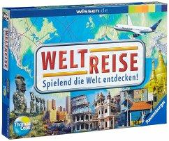 Vorschaubild von Weltreise (Spiel)