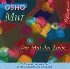 Mut, Der Mut der Liebe, 2 Audio-CDs