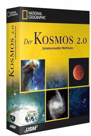 National Geographic: Der Kosmos 2.0 - Geheimnisvoller Weltraum (PC)