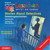 Stories About Detectives, 1 Audio-CD\Detektivgeschichten, 1 Audio-CD, engl. Version