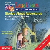 Stories About Adventures, 1 Audio-CD\Abenteuergeschichten, 1 Audio-CD, engl. Version