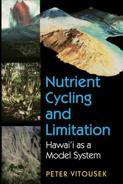 Nutrient Cycling and Limitation - Vitousek, Peter