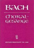 389 Choralgesänge mit obligatem Instrument, Gemischter Chor u. Klavier